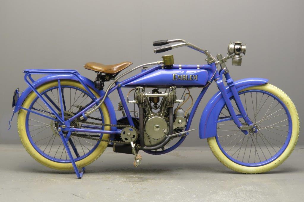 Emblem 1917 Model 106 Single speed  2712