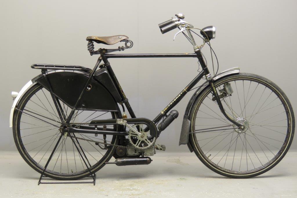 Lohmann 1953 Batavus 18cc ts Diesel  2712
