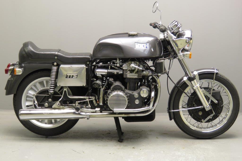 Münch 1974 TTS Mammut 1200cc 4 cyl ohv  2812