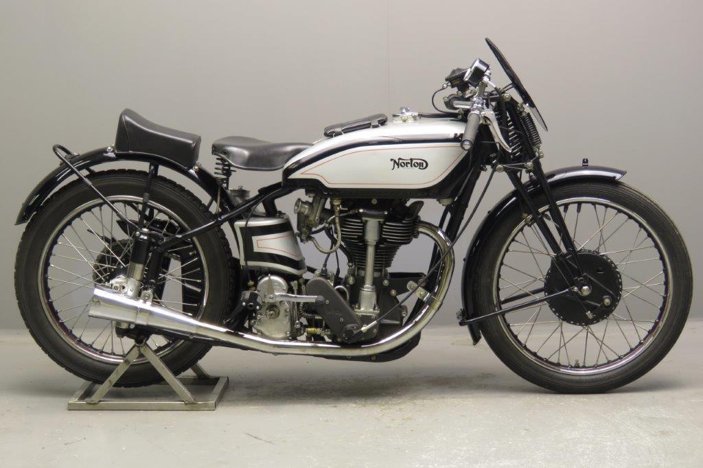 Norton 1939 International M40 350cc 1 cyl ohc  2712
