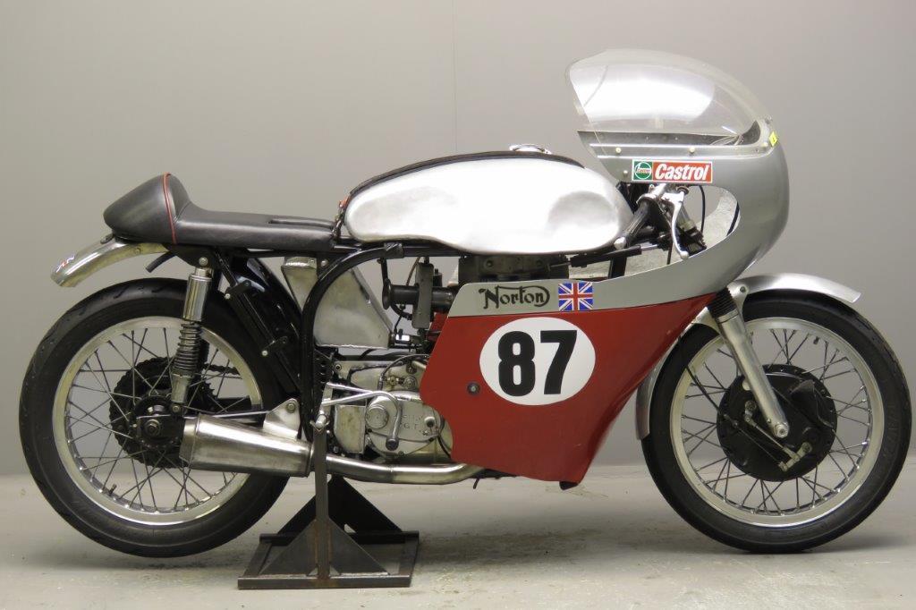 Norton 1956 ES2 Racer 2712