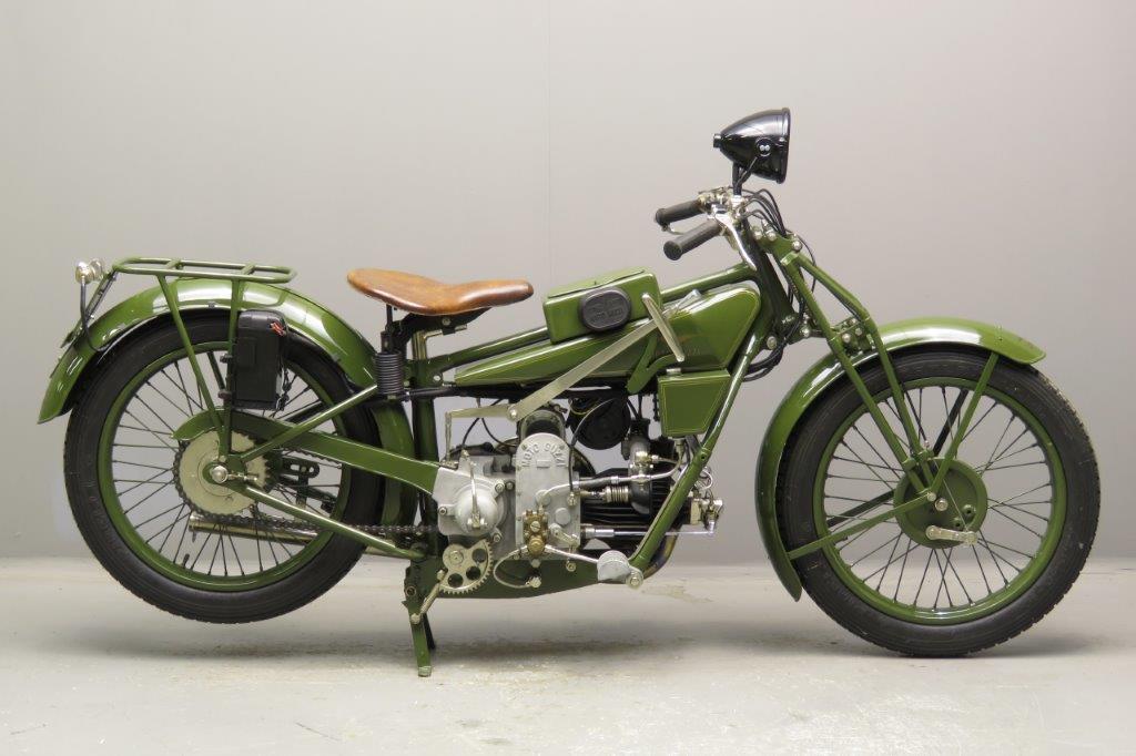 Moto Guzzi 1927 Sport 13 500cc 1 cyl ioe   2801