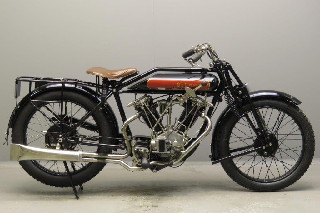 "Blackburne 1924 ""Special"" 700 cc 2 cyl OHV 2803"