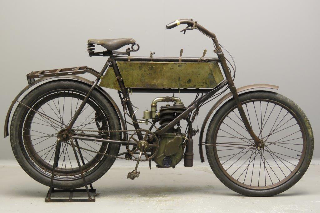 FN 1903 2hp 1cyl aiv  2803