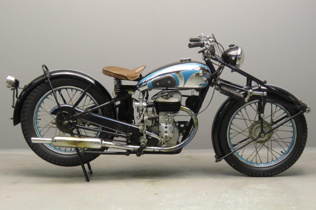 FN 1948 M13 350cc 1 cyl sv  2803