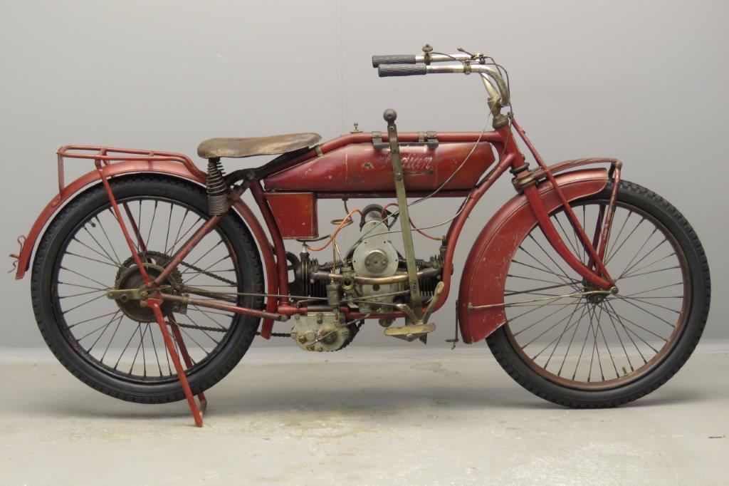 Indian 1917 Model O  2803