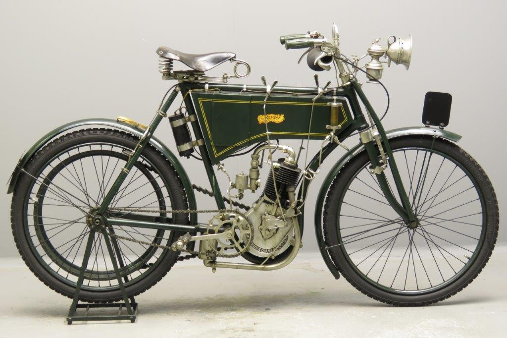 Kerry 1902 308cc 1 cyl aiv  2803
