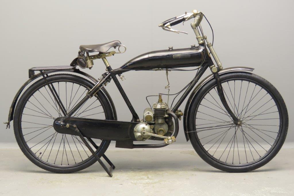 La Francaise Diamant 1923 model F100cc 1 cyl ts  2803