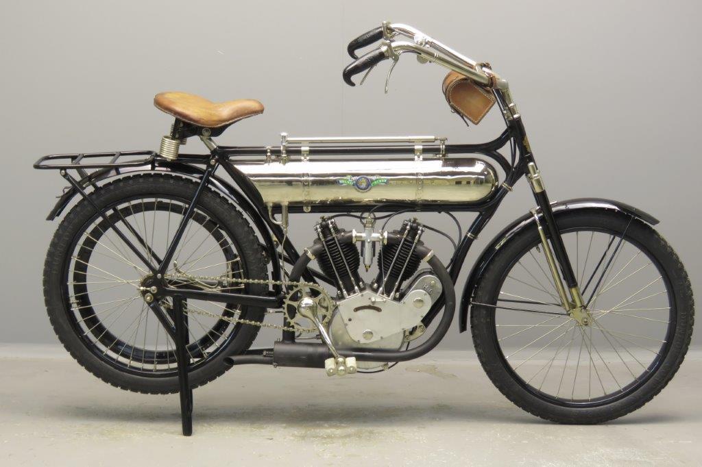 Magnat Debon 1914 4hp 485cc 2 cyl ohv  2803