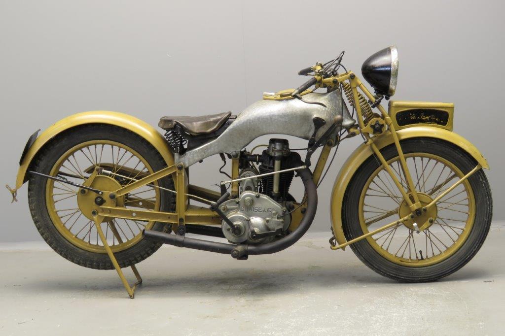 MGC 1931 model N3C 350cc 1 cyl ohv  2803
