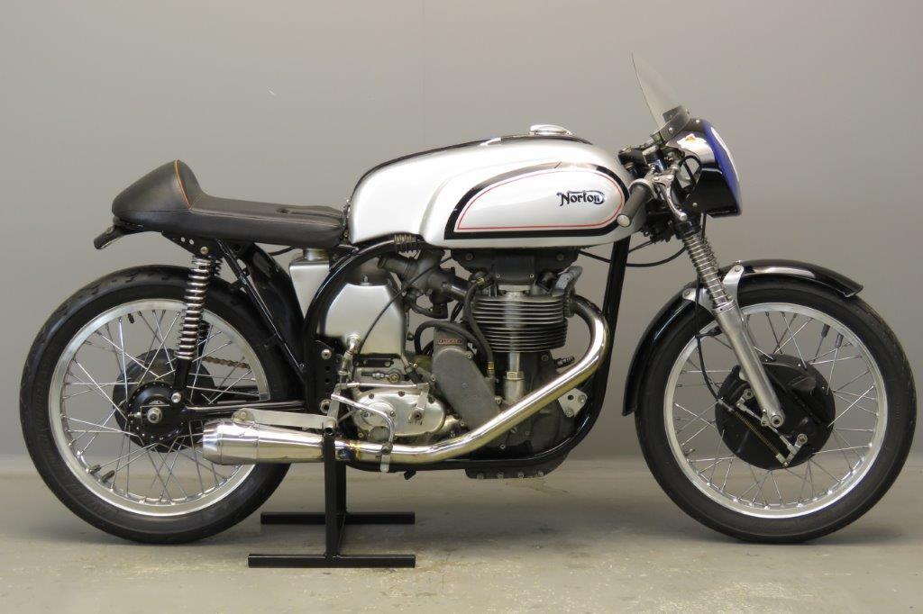 Norton 1957 M40 Manx 350cc 1 cyl dohc 2804