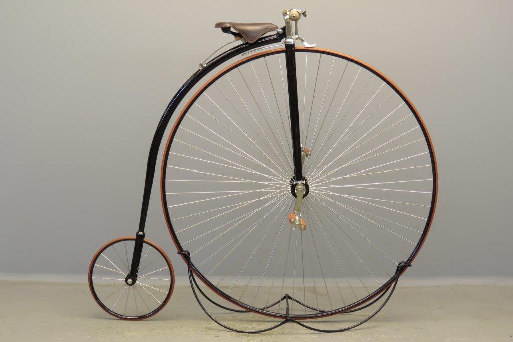 Goldschmidt 52 Inch Penny Farthing 1887 replica  2805