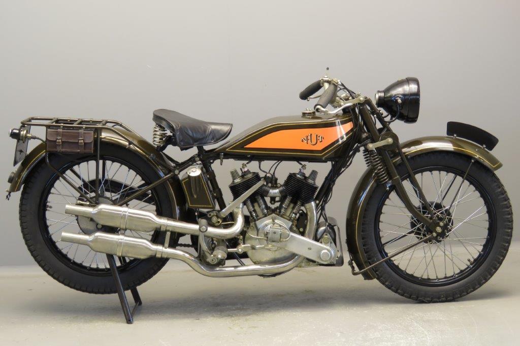NUT 1928  ca 746cc 2 cyl sv  2805