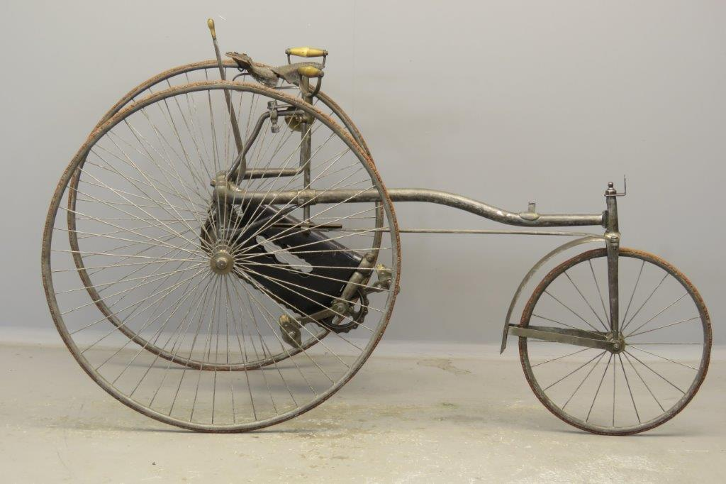 MMC Two-track Tricycle ca1886   2805