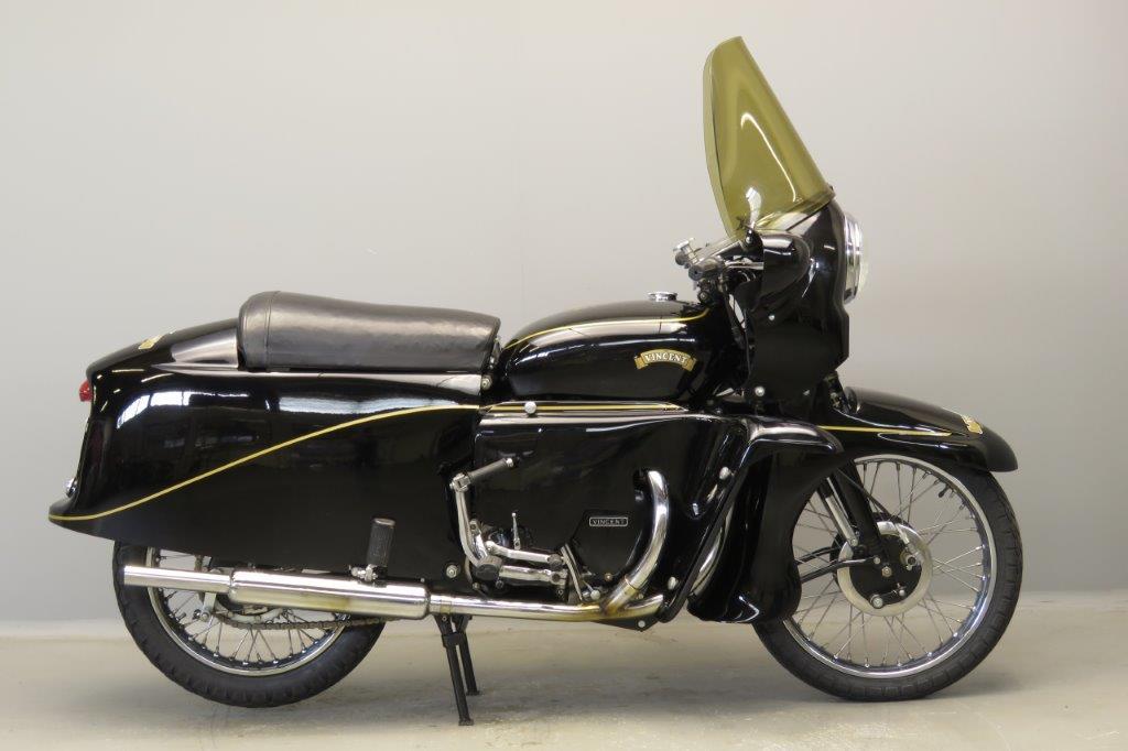 Vincent 1955 Black Knight1000cc 2 cyl 2805