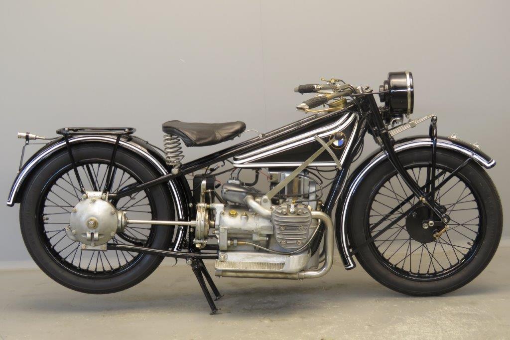 BMW 1927 R42 500cc 2 cyl sv  2806