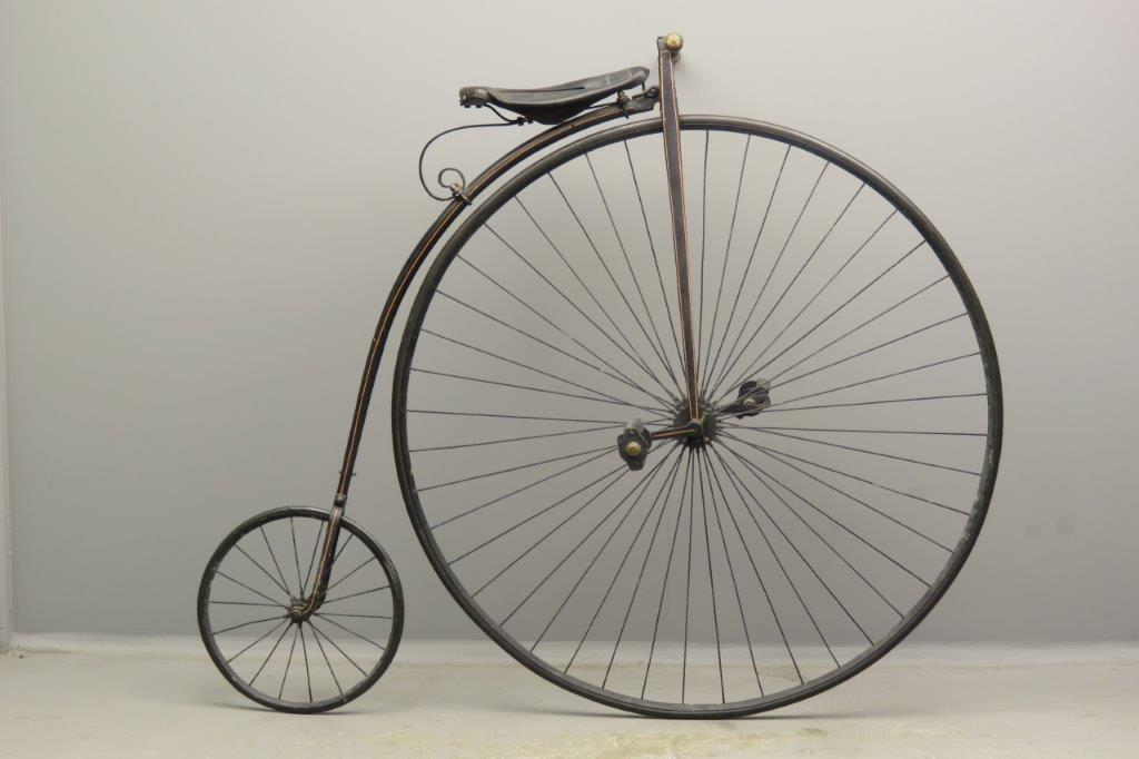 Penny Farthing Columbia 52 Inch ca 1879  2806