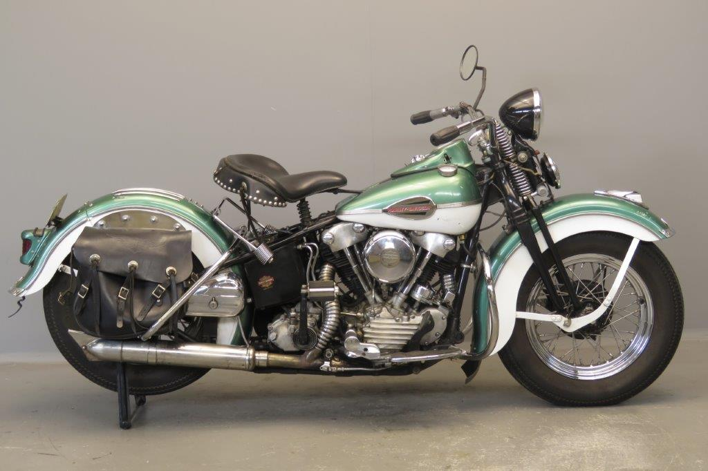 Harley Davidson 1947 EL Knucklehead  2806
