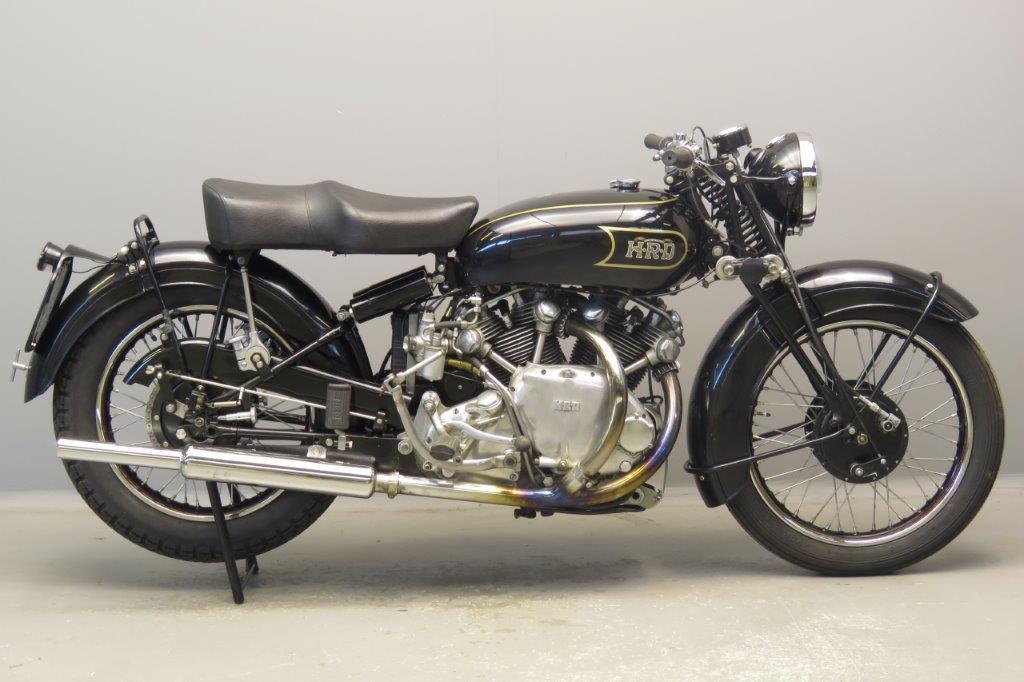 HRD 1948 Rapide 1000cc 2 cyl  ohv  2806