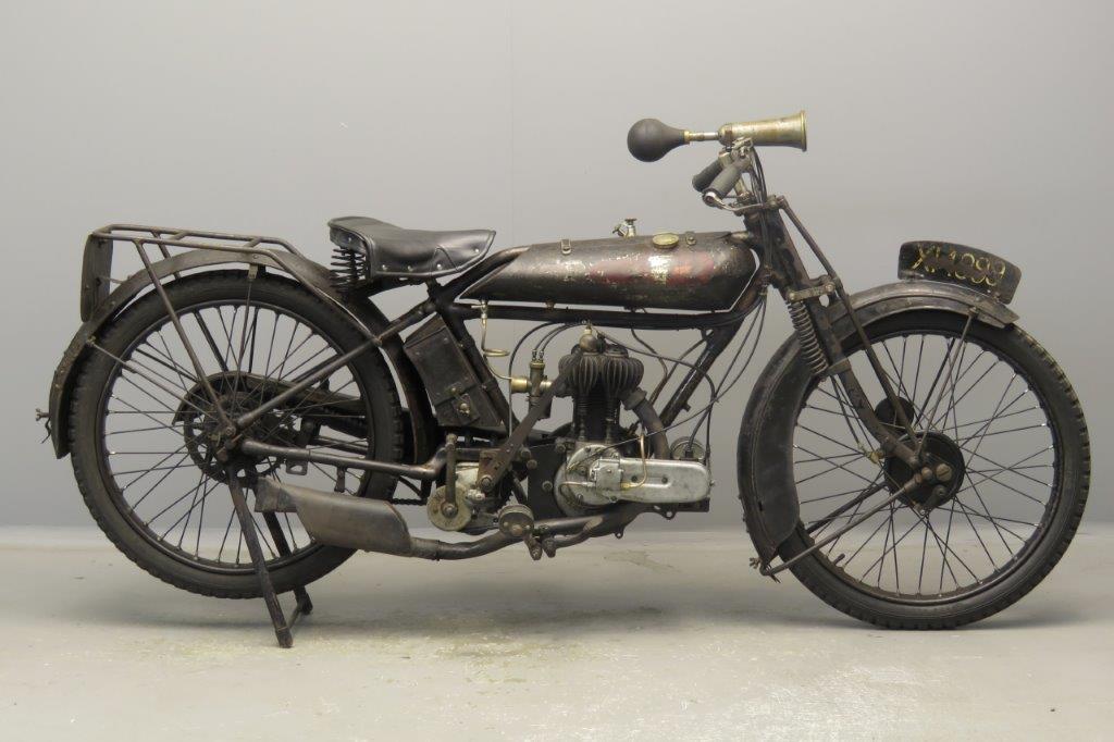 OEC Blackburne 1925 350cc 1 cyl sv  2806