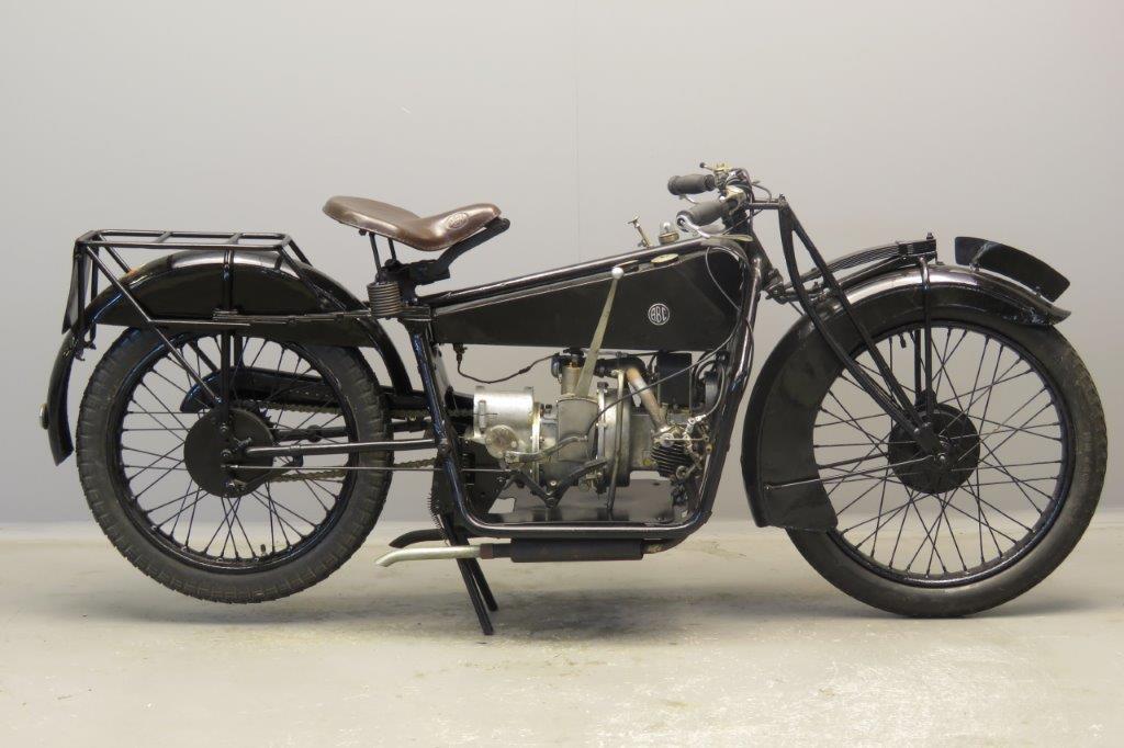 ABC 1921 400cc 2 cyl ohv  2807