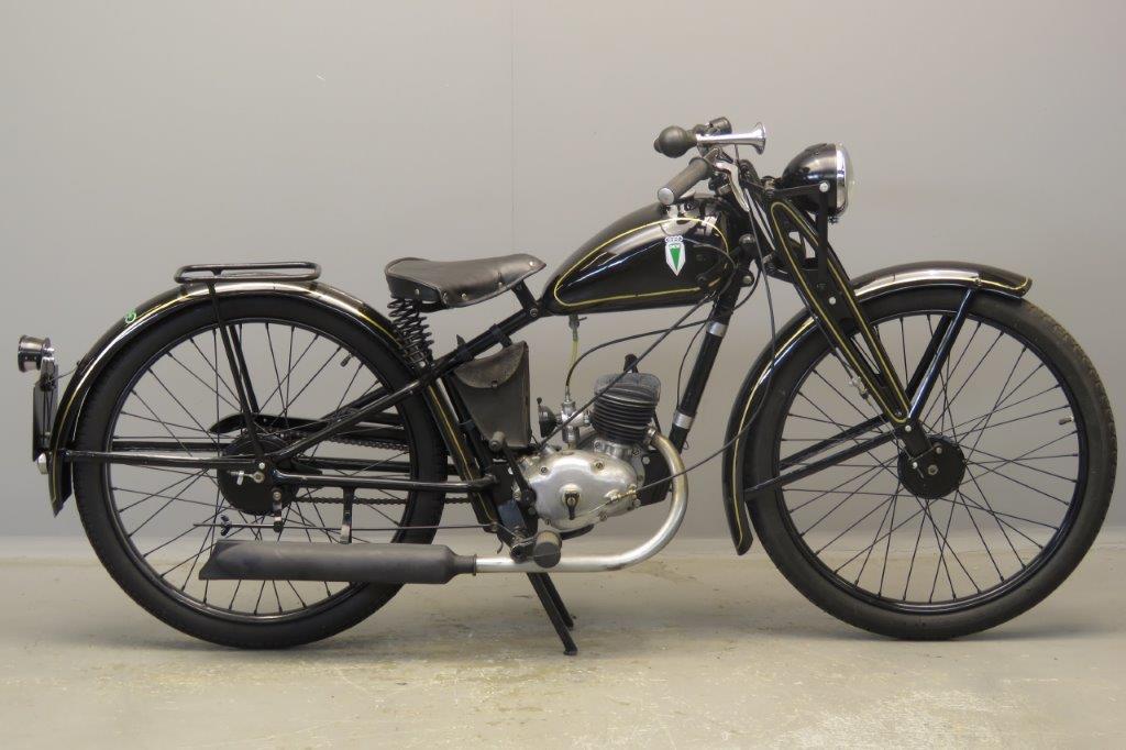 DKW 1936 RT98 98cc 1 cyl ts  2807