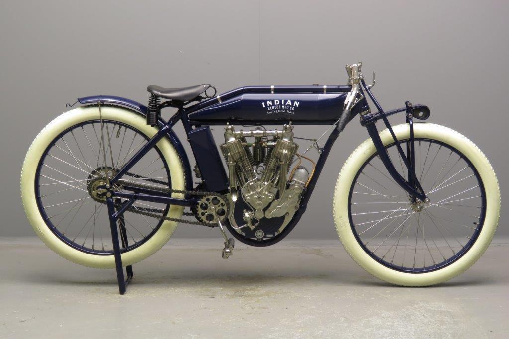 Indian 1914 Boardtrack racer 1000cc 2 cyl ioe 2807