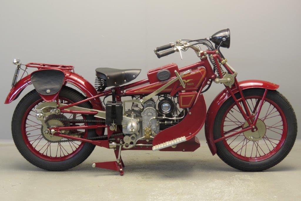 Moto Guzzi 1928 500GT Norge 500cc 1 cyl ioe  2807
