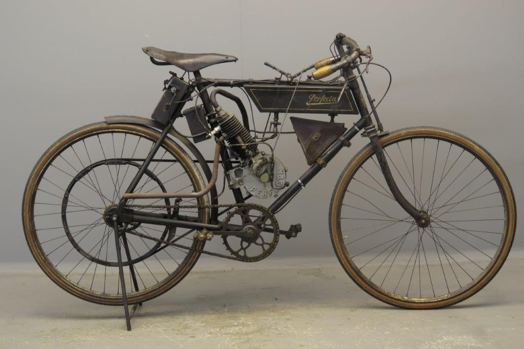 Perfecta 1902 200cc 1 cyl aiv  2807