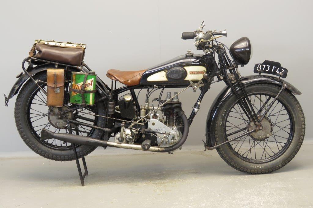 Styl'son 1930 Model RCE 250cc 1 cyl sv  2807