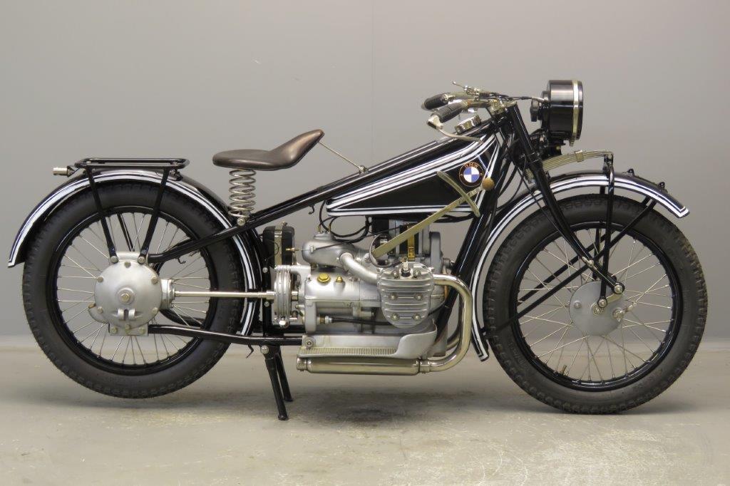 BMW 1927 R42 500cc 2 cyl sv  2808