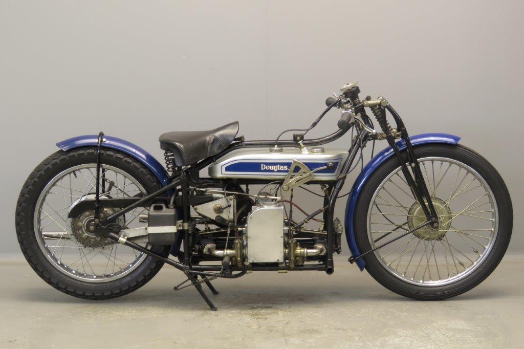 Douglas 1928 SW5 500cc 2 cyl ohv  2808