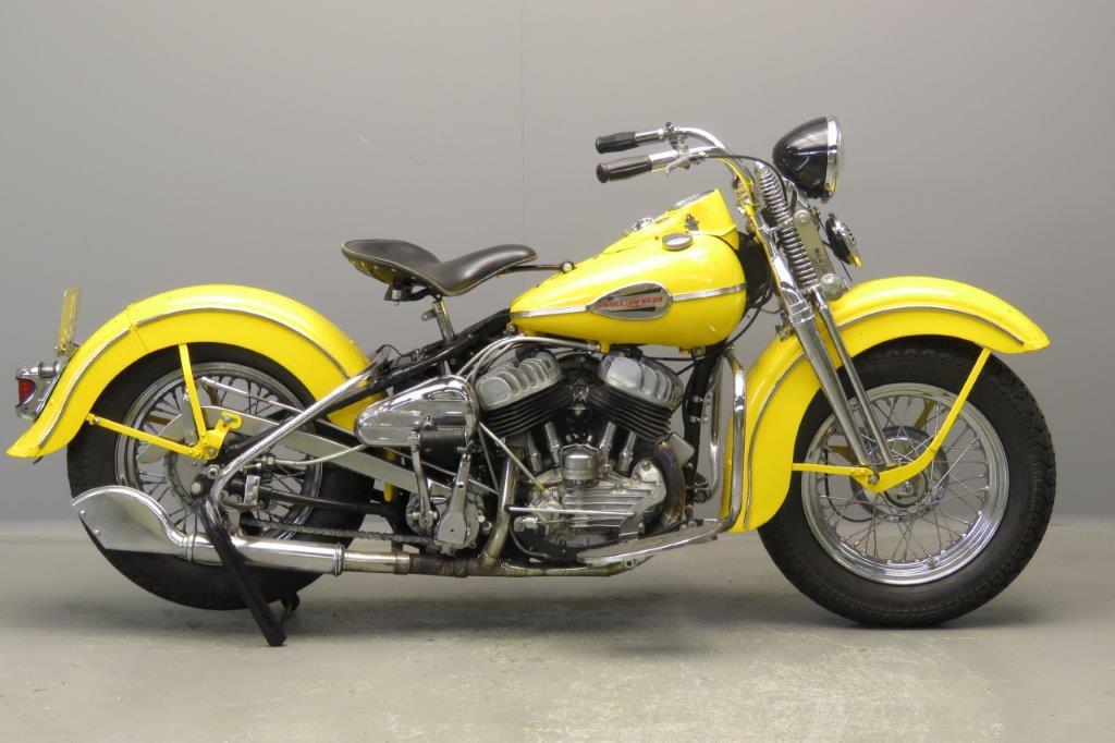 Harley Davidson 1942 WLA 750cc 2 cyl sv  2808