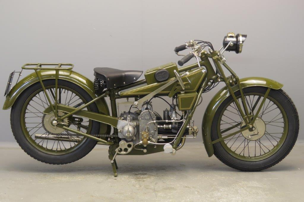 Moto Guzzi 1927 Sport 13 500cc 1 cyl ioe  2808
