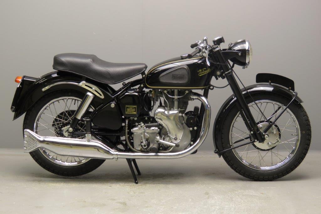 Velocette 1959 MSS 500cc 1 cyl ohv  2808