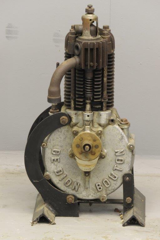 De Dion ca 1902 engine  2809