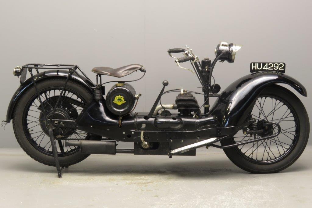 Neracar 1926 Model C 350cc 1 cyl sv  2809