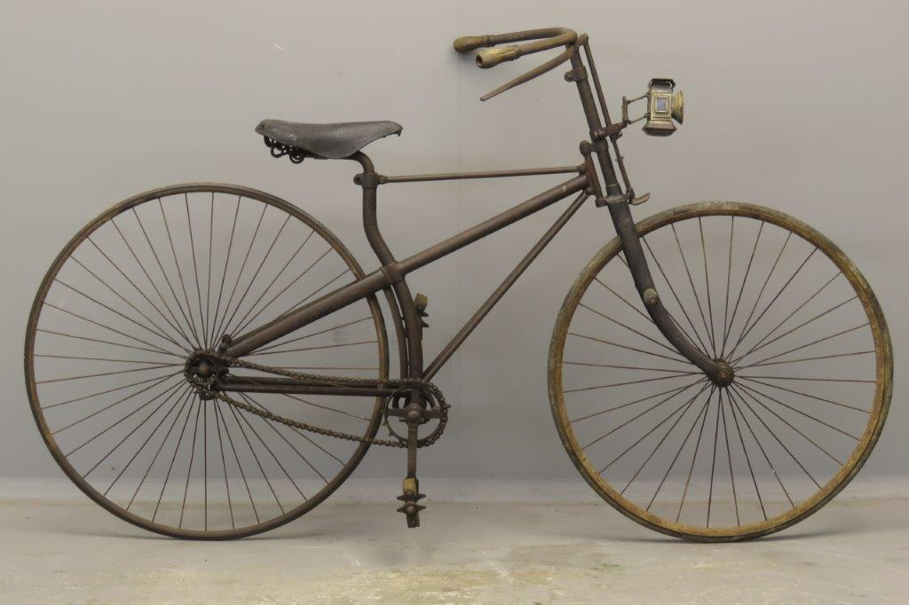 Rudge Safety bicycle  ca 1888 2809