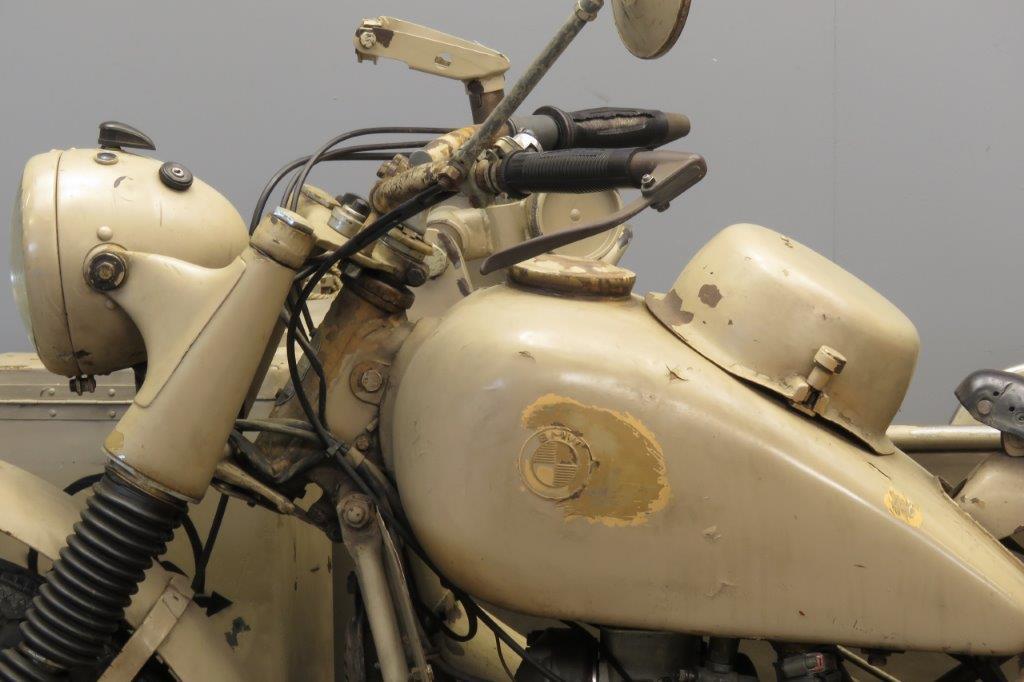 BMW 1942 R75 748cc 2 cyl ohv 2810 - Yesterdays