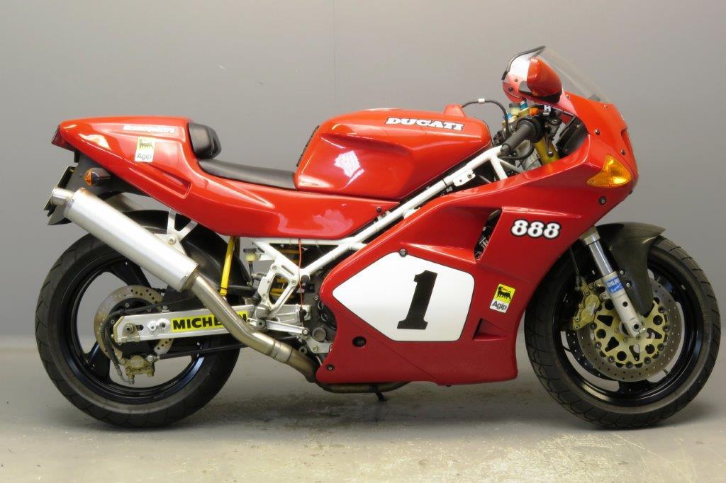 Ducati 1992 888 SP4 888cc 2 cyl ohc  2810