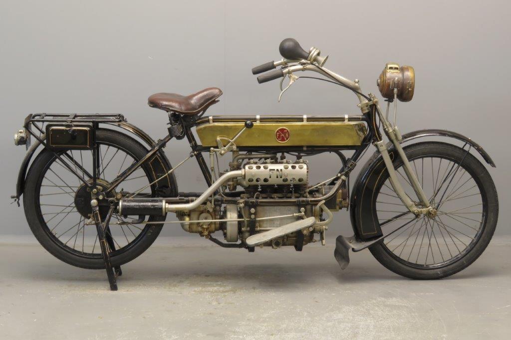 FN 1919 Model 700 4 cyl T-head sv  2810