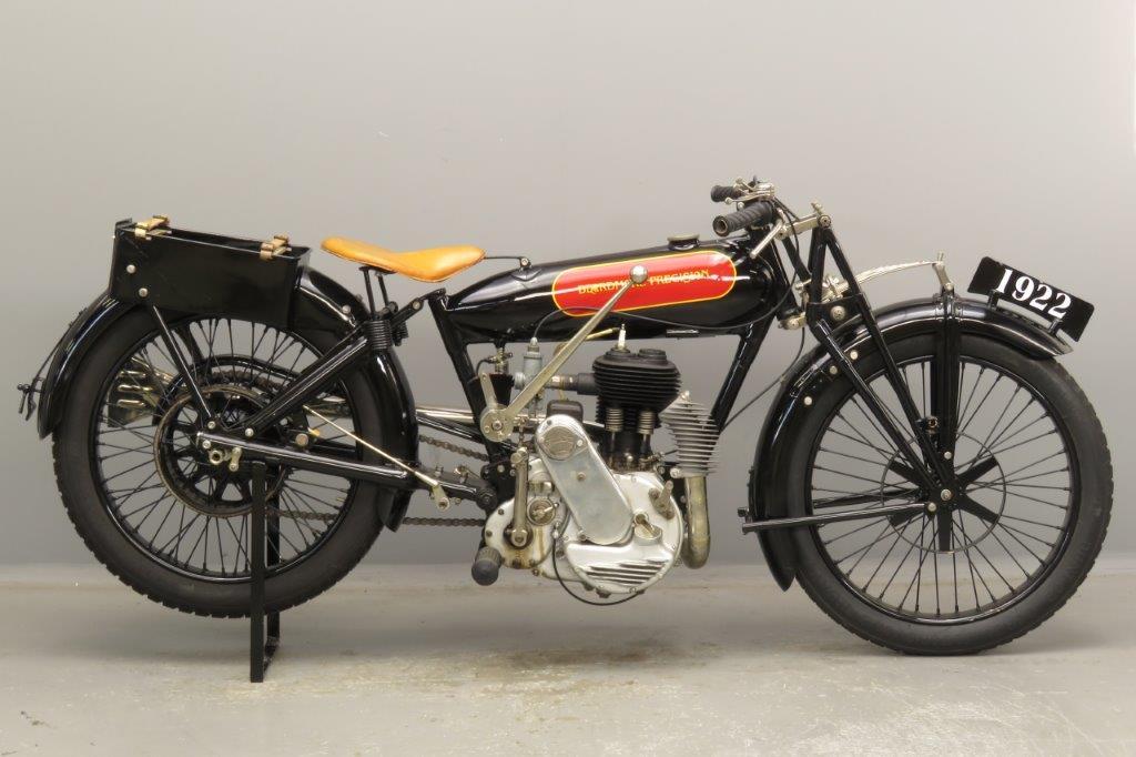 Beardmore 1923 Model E 496cc 1 cyl sv  2811