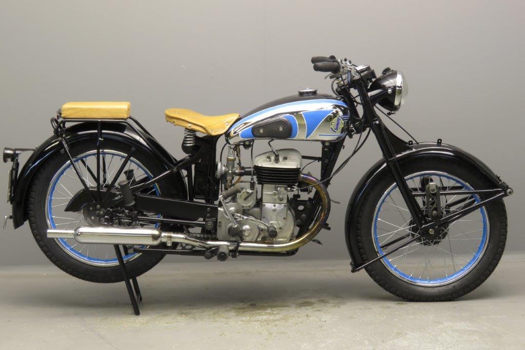 FN 1953 M13 350cc 1 cyl sv  2810