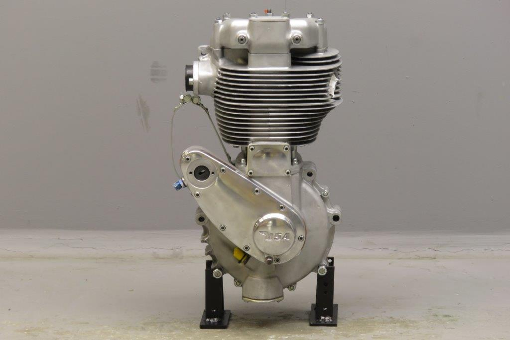 BSA Goldstar 500cc Engine  2811