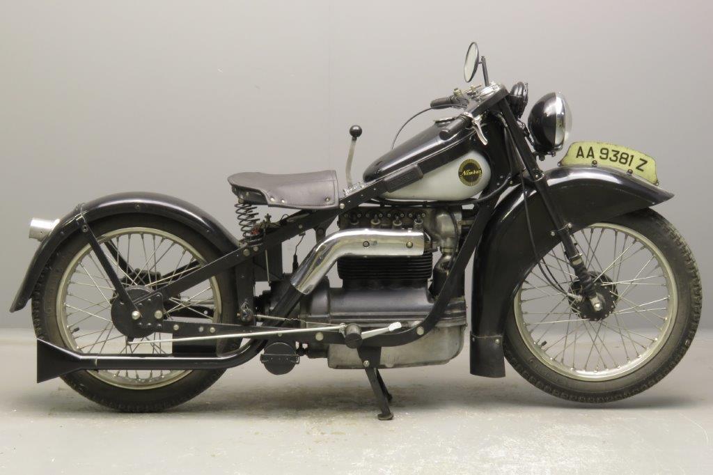Nimbus 1936 746cc 4 cyl ohc  2811