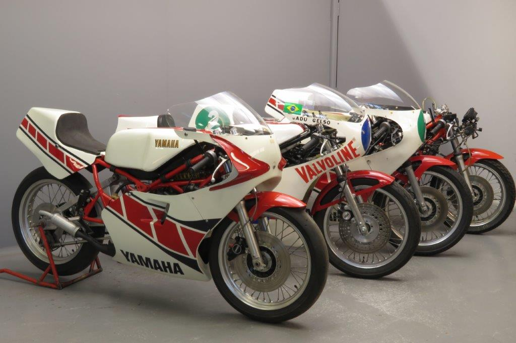 Yamaha TZ collection  2811