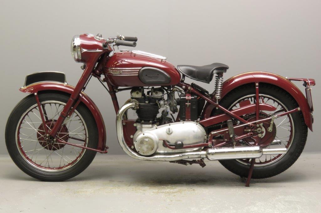 Triumph Speedtwin