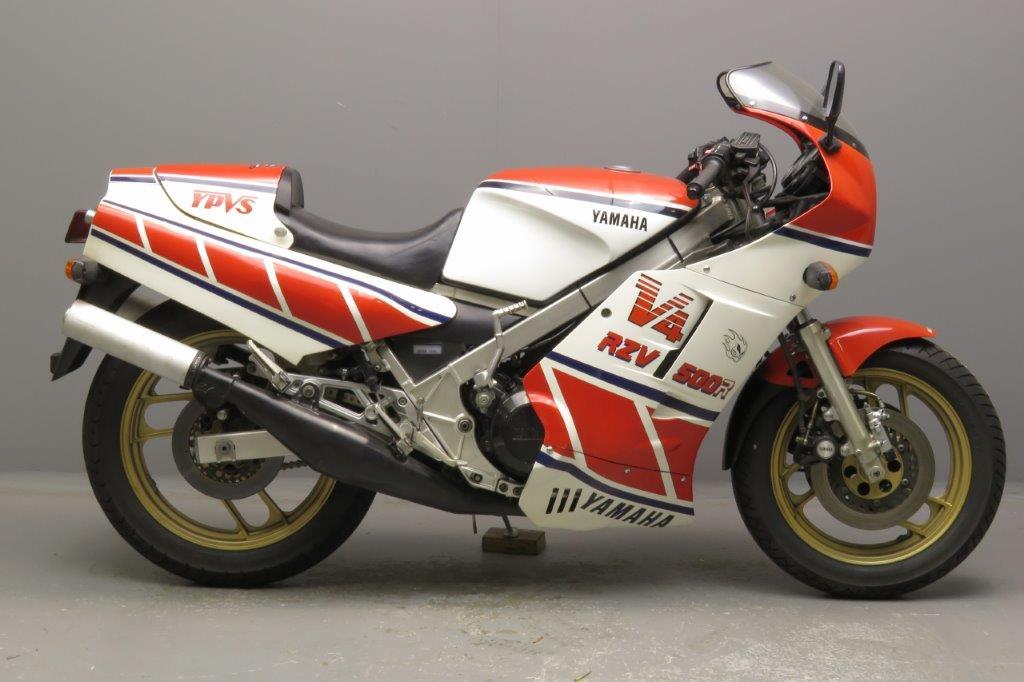 Yamaha 1984 RD500  4 cyl ts  2811