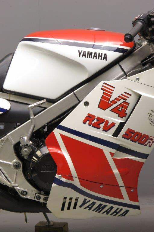 Yamaha 1984 RD500 4 cyl ts 2811 - Yesterdays