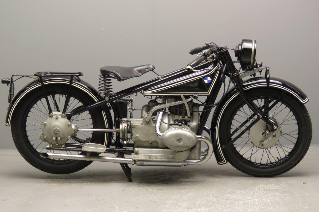 BMW 1928 R63 750cc 2 cyl ohv  2812